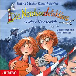 Bettina Goeschl_Klaus-Peter Wolf_Unter Verdacht_Die Nordseedetektive