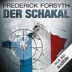 Frederick Forsyth_Der Schakal