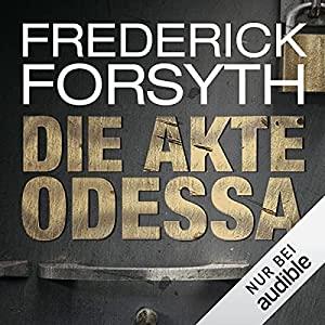 Frederick Forsyth_Die Akte Odessa