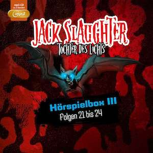 Jack Slaughter_Hoerspielbox_Folgen 21-24