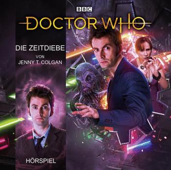 Jenny T. Colgan_Die Zeitdiebe_Doctor Who