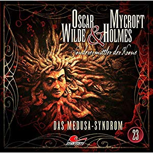 Jonas Maas_Das Medusa-Syndrom_Oscar Wilde_Mycroft Holmes