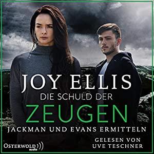 Joy Ellis_Die Schuld der Zeugen_Jackman und Evans ermitteln_Fenland Police
