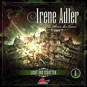 Marc-Oliver Bischoff_Licht und Schatten_Irene Adler, Sonderermittlerin der Krone