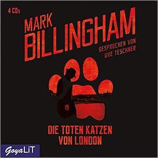 Mark Billingham_Die toten Katzen von London