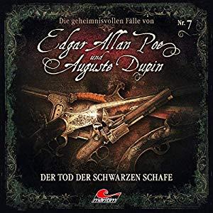 Markus Duschek_Der Tod der schwarzen Schafe_Die geheimnisvollen Fälle von Edgar Allan Poe und Auguste Dupin