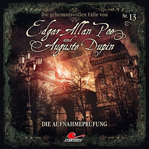 Markus Duschek_Die Aufnahmepruefung_Die geheimnisvollen Faelle von Edgar Allan Poe und Auguste Dupin_13