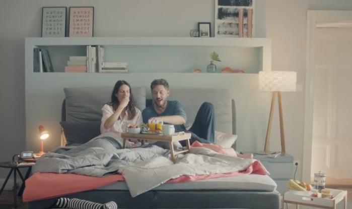 tv-werbung ?möbel höffner? ? schlafzimmer ? uve teschner - Schlafzimmer Möbel Höffner