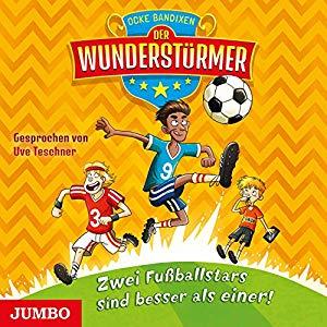 Ocke Bandixen_Zwei Fussballstars sind besser als einer_Der Wunderstuermer
