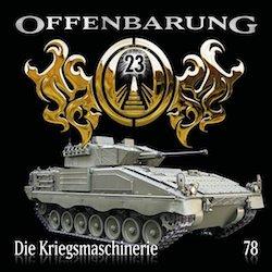 Offenbarung 23_Die Kriegsmaschinerie