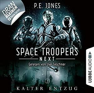 P. E. Jones_Kalter Entzug_Space Troopers Next