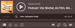 Podcast lieraturcafe