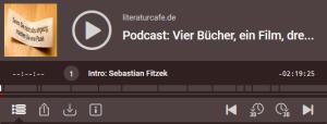 Podcast lieraturcafe