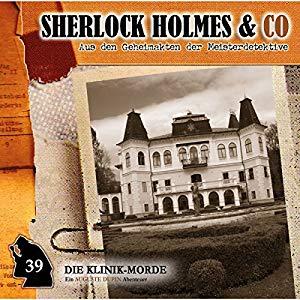 Sherlock Holmes & Co_Die Klinik-Morde