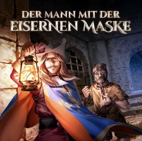 Stefan Senf_Der Mann mit der eisernen Maske