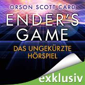 Hörspiel, Orson Scott Card, Ender's Game, Uve Teschner