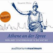 Susanne Weiss, Athene an der Spree, Uve Teschner